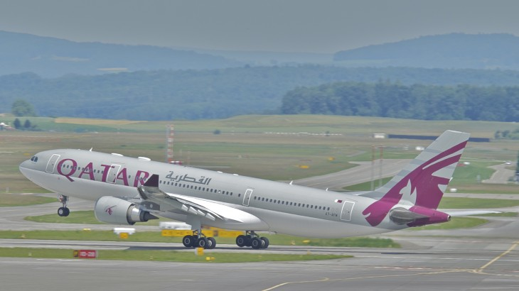 Qatar Airways first launched services to Osaka in 2005.