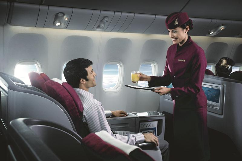 The Airbus 330 also has 24 business-class seats available on each flight.