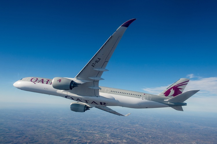 The A350 XWB is known to be 25 percent more fuel efficient than other planes of its size.