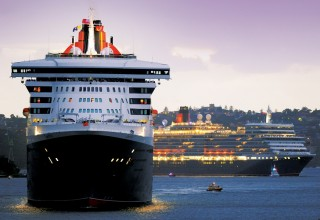 The Queen Mary 2 celebrated its 10th anniversary May 9.