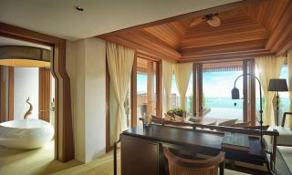 Swim With 50 Species of Fish at Ritz-Carlton Koh Samui