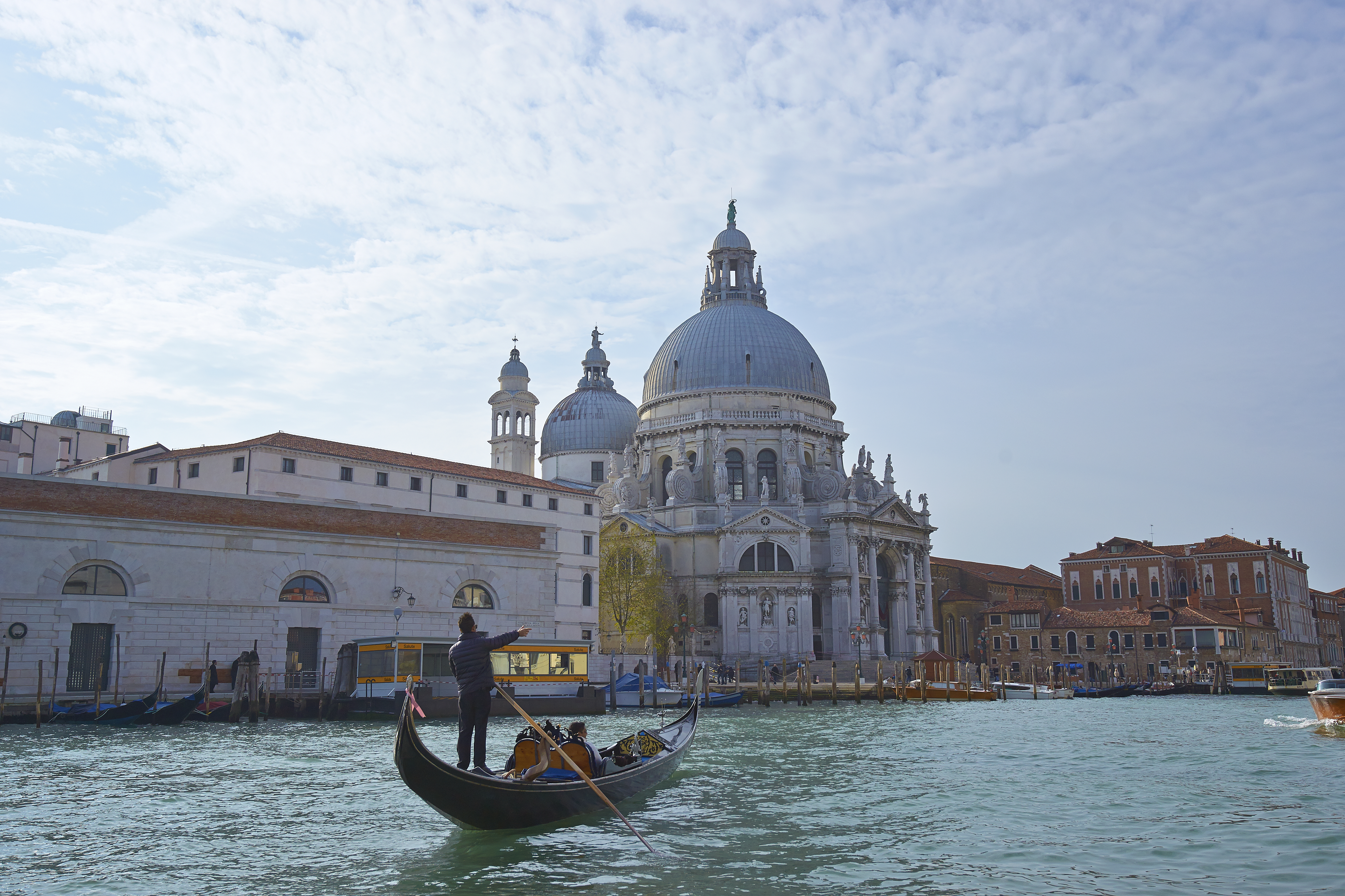 The Aman Canal Grande Venice.