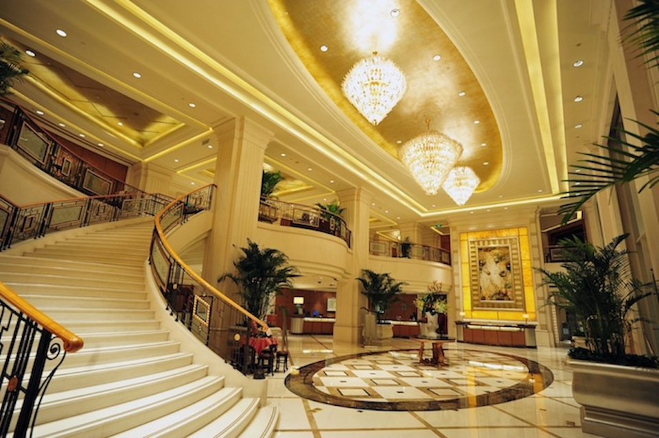 3. Radisson Blu hotels