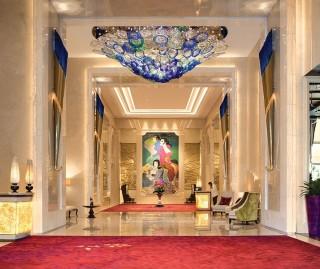Raffles Lobby