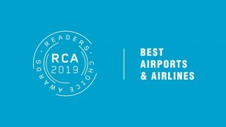 Readers' Choice Awards 2019: Best Airports & Airlines