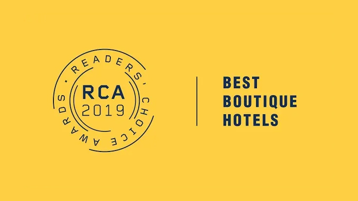 Readers' Choice Awards 2019: Best Boutique Hotels