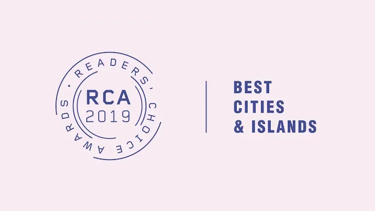 Readers' Choice Awards 2019: Best Cities and Islands