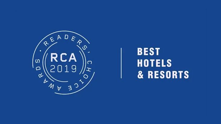 Readers' Choice Awards 2019: Best Hotel & Resorts