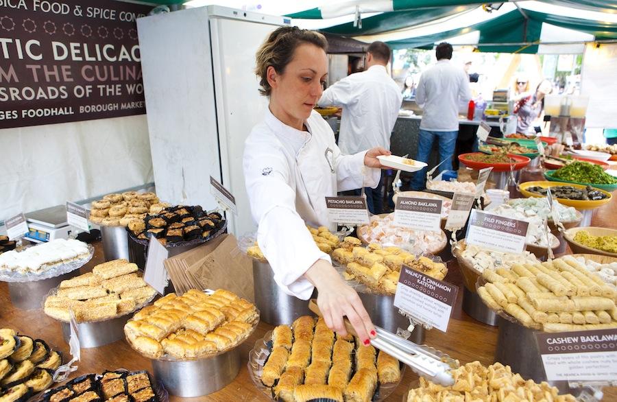 Real Food Market handpicks every vendor.