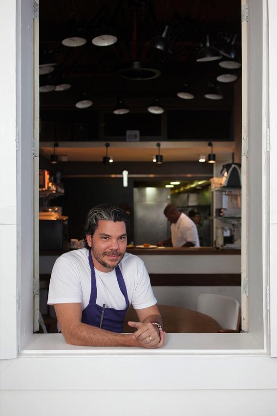 Chef Pedro de Artagão of Irajá