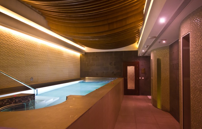 The Thermal suite at the Ritz-Carlton Spa by ESPA.