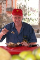 Robert Carmack Globetrotting Gourmet tours