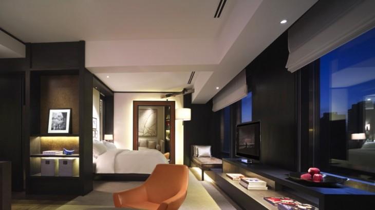 Rosewood Beijing Guestroom