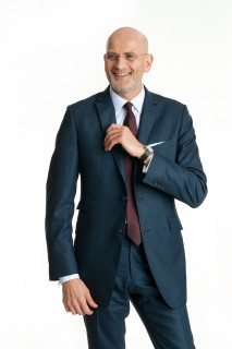 Managing director Marc Raffray