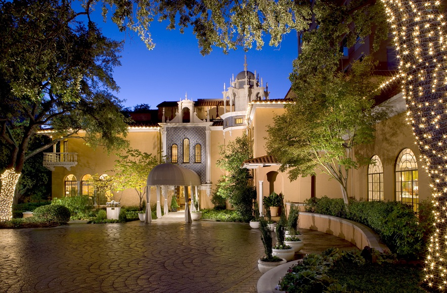 The Rosewood Mansion on Turtle Creek in Dallas is one of the seven properties offering the amenity.