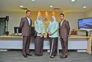Royal Brunei Airlines Uniforms