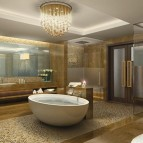 A Royal Mangroves Residence Bathroom