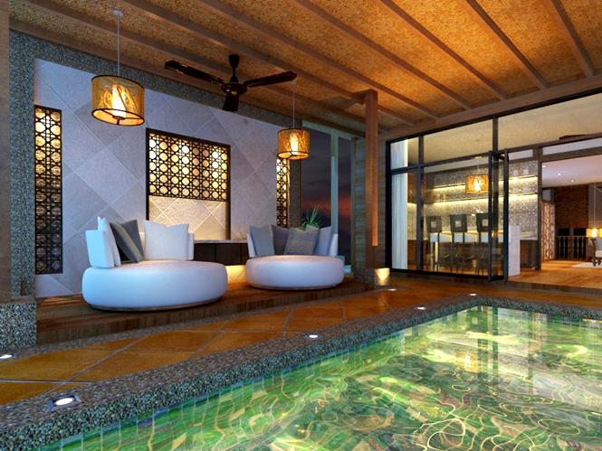 Rumah Selangor Pool.