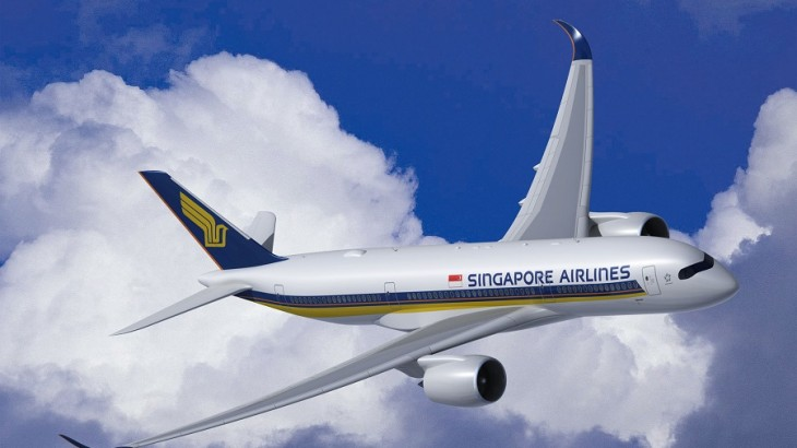 Singapore Airlines' New York and Los Angeles is scheduled to commence in 2018.
