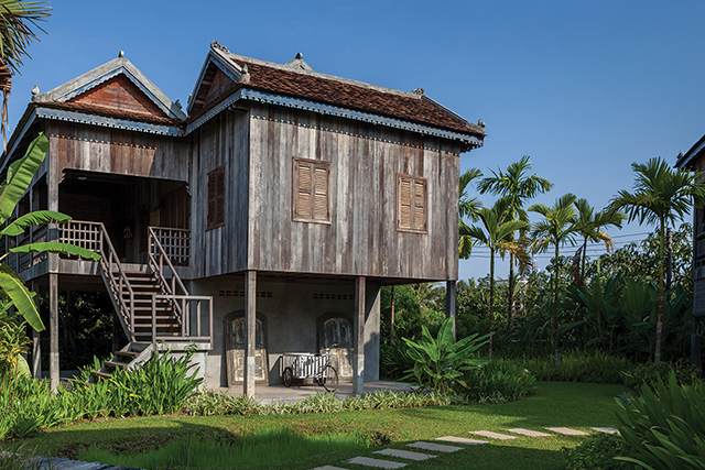 Sala Lodges, Siem Reap, Cambodia