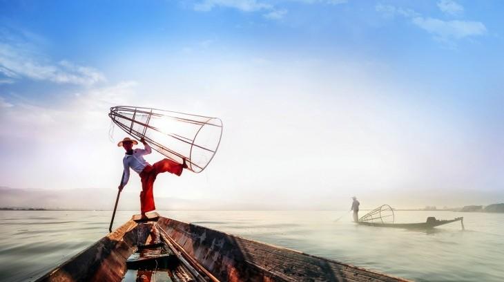 Intha-Fisherman