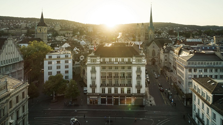 Mandarin Oriental to Open in Zürich in 2024