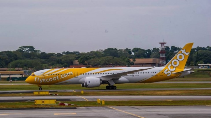 Scoot will be operating its Singapore-Hangzhou route with its Boeing 787 Dreamliners.