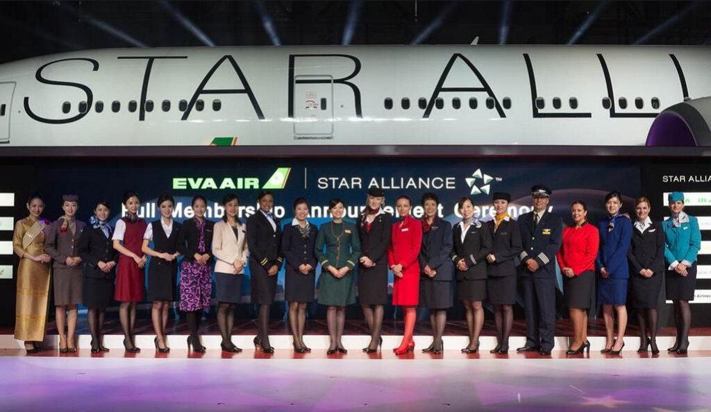 The Star Alliance welcomes EVA Air to its team.