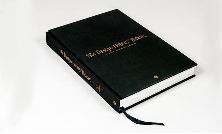 The hefty 25kg book.