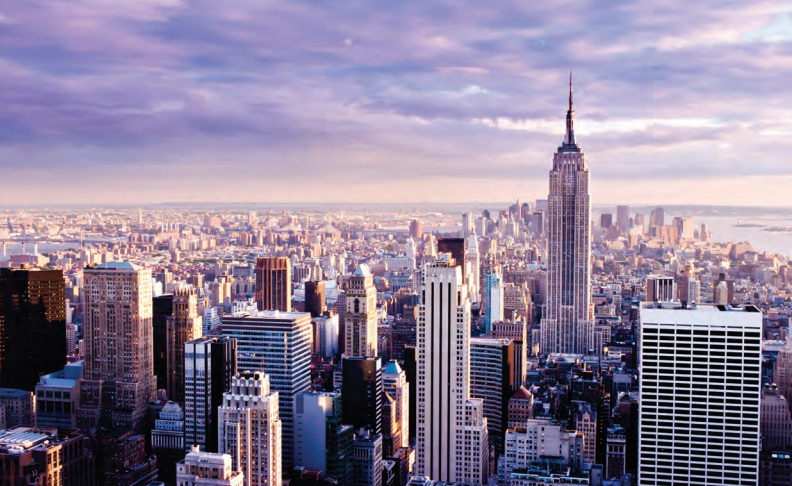 The United States remains a top global travel destination.