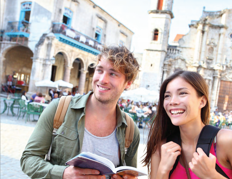 Attractions, good scenery, and rich culture are the top reasons for travel this year.