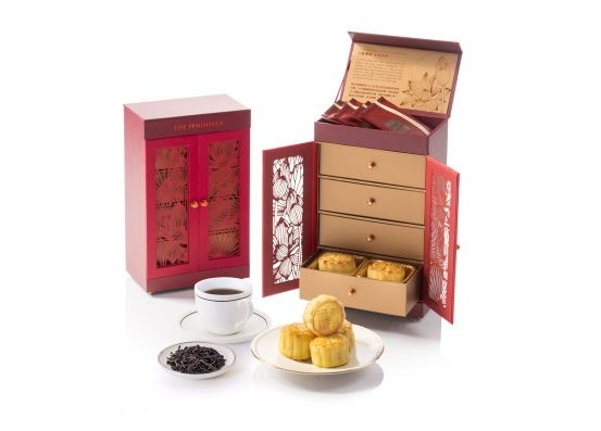 The Master Chef Mooncake gift box