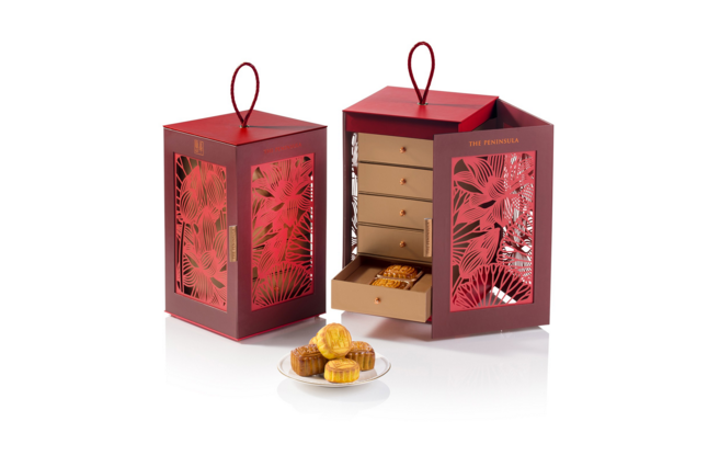 The Lantern Mooncake gift box