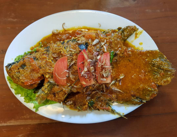Ikan pesmol courtesy of @maharajah8