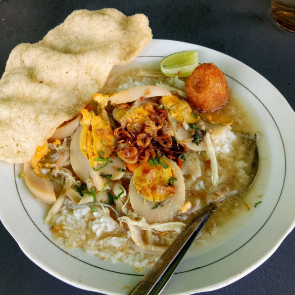 Soto Banjar courtesy of @imamkarunkkurniawan