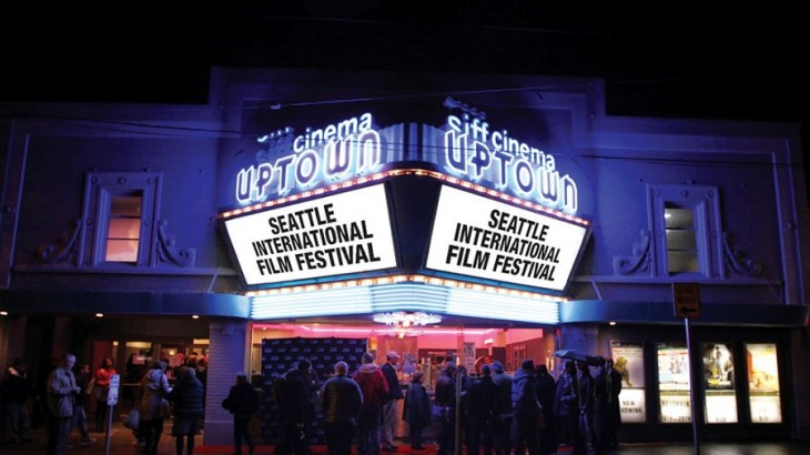 The Seattle International Film Festival runs for nearly a month.