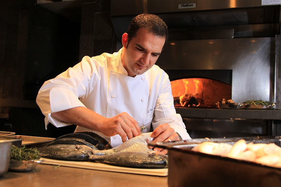 Chef Sebastien Archambault will visit from Park Hyatt New York, the brand's new global flagship.