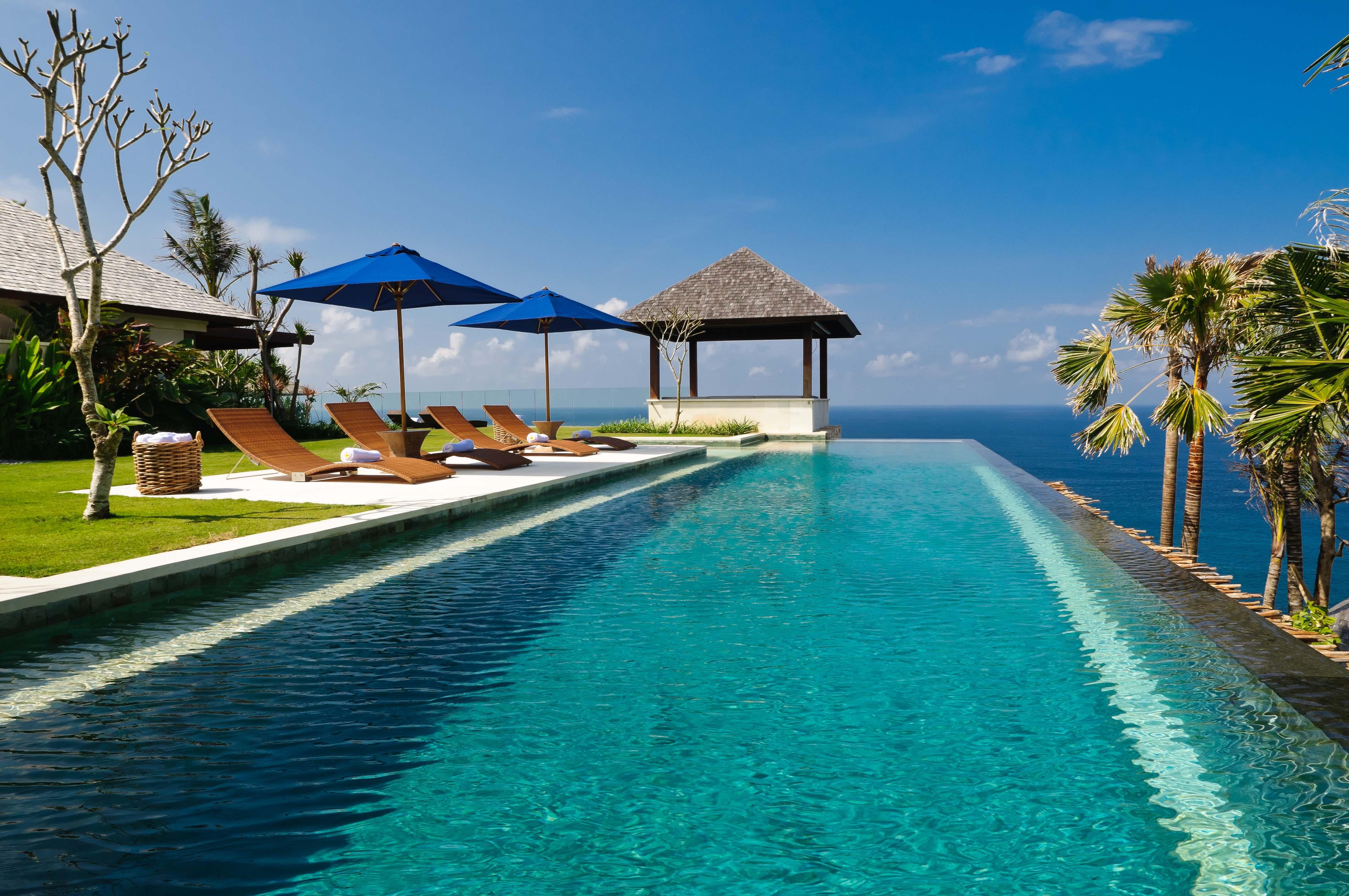 Semara Uluwatu Villa Nora Swimming Pool Destinasian