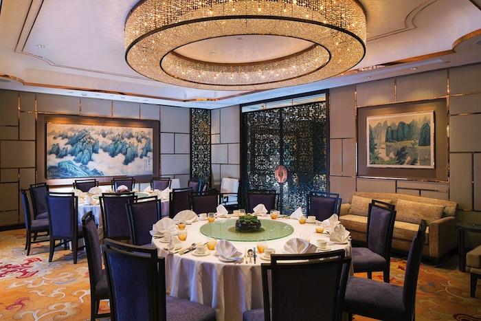 Shang Palace at Shangri-La Bangkok.