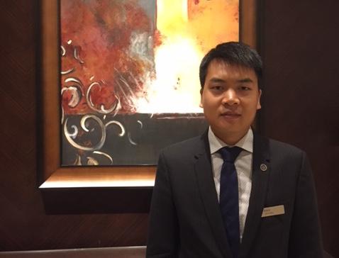 Sheraton Macao Joe Huang