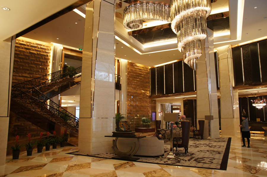 Sheraton Xian North City Hotel Opens On