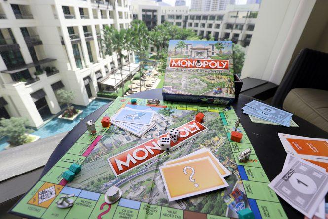 Siam Kempinski Hotel Bangkok Debuts Its Very Own Monopoly Game - Hotel design games