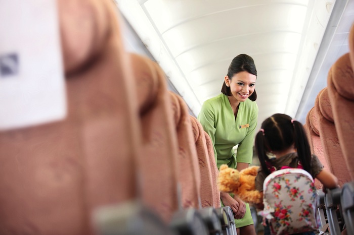 Business and Economy Class are available on the new routes.
