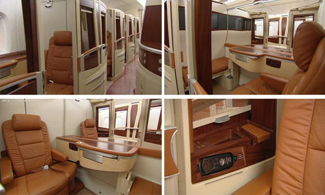Singapore Airlines Suite A380 Suite