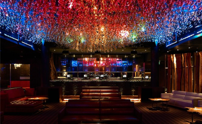 Singapore nightlife nightclub Pangaea