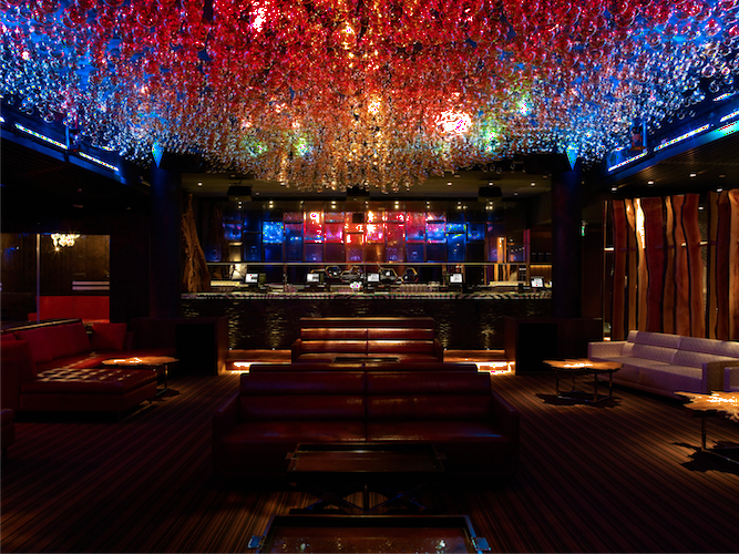 Singapore nightlife nightclub Pangaea