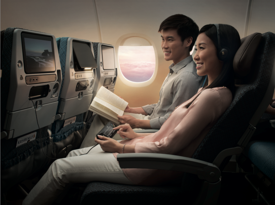 Passengers on Singapore Air and SilkAir will enjoy increased baggage allowance on all flights.