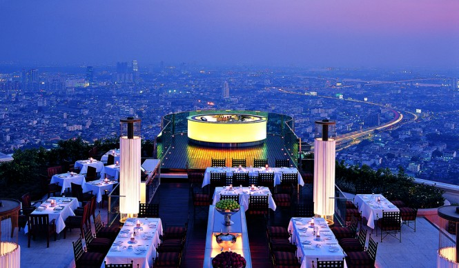Sirocco & Sky Bar at Lebua