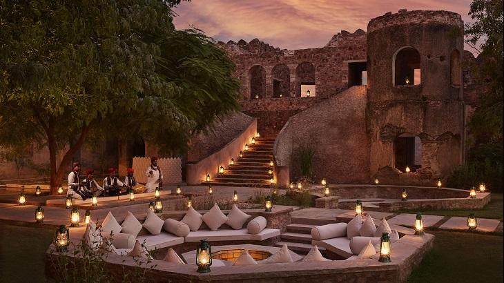 Six Senses Fort Barwara Debuts in Rajasthan
