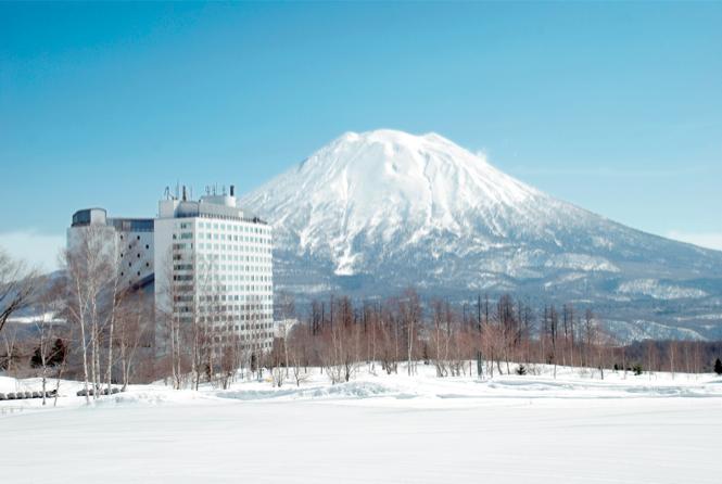 Hilton Niseko Village.